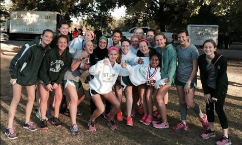 Cross Country Team Runs for State