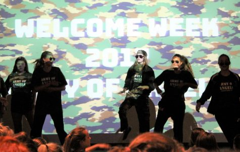 Welcome Week — an SJA tradition