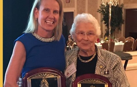Ms. Davis inducted into St. Louis' Sports Hall of Fame