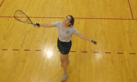 Start to the Racquetball Season