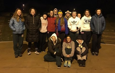 Pax Christi students show solidarity with the homeless