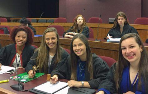 Values Driven Women Representing SJA at YIG