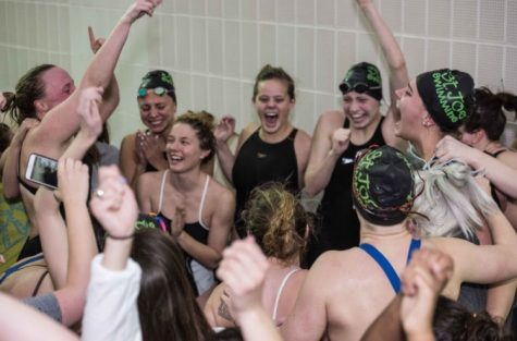 Swim Team: New Coach, New Year, New Excitement