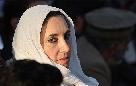 Benazir Bhutto, former prime minister of Pakistan, attended an election rally in support of her passion for human rights in Rawalpindi on December 27, 2007, moments before her assassination.