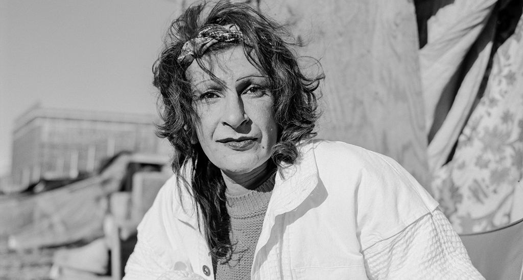 Sylvia Rivera gave voice to transgendered beginning in 1970s.