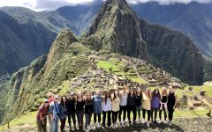 Angels in Peru for a week of Service!