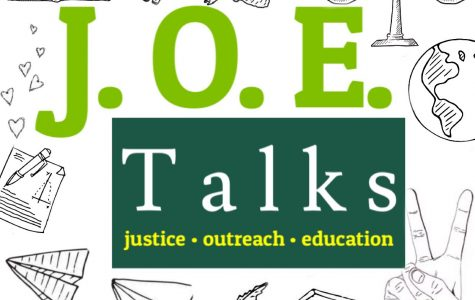 Maddie Loe Wins JOE Talks Logo Competition!