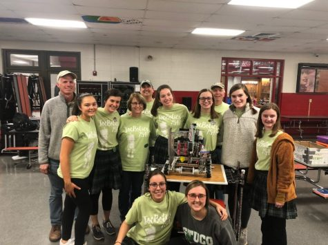 Not Your Average Joebotics Team!