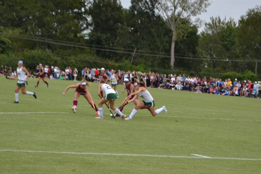 St. Joe Rattles Villa Field Hockey at Annual Killa Villa Games