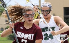 Junior Emily Lally is not only a basketball player, but also a lacrosse player for St. Joe.