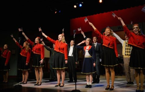 SJA Students Partake in Area Musicals