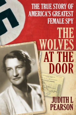 "Read ""The Wolves at the Door"" to dive deeper into the stage of WWII and Virginia Hall, a female spy."