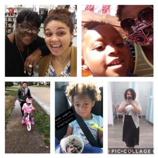 These are some beautiful pictures featuring the new Freshman Computer Science Application teacher, Ms. Hill! Some of them include her beautiful daughter, Eleanor!