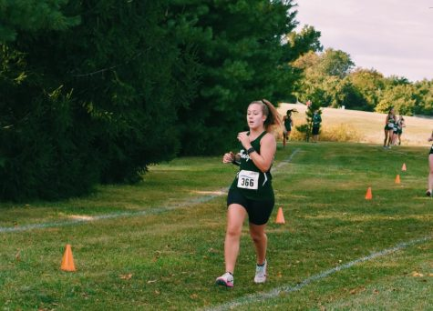 Spotlighting Student-Athlete Lucy Schuman