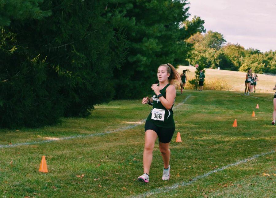 Spotlighting Student-Athlete Lucy Schuman