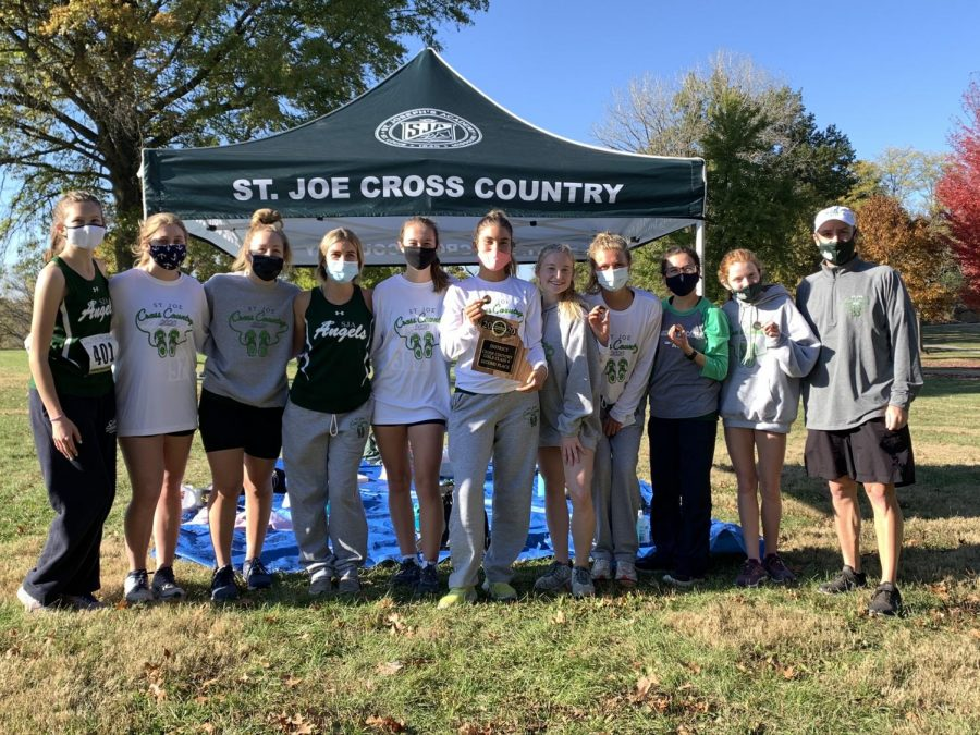 Cross Country runners chase districts