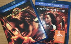 The Hunger Games is a great movie series to watch, incorporating an action-packed movie with an empowered woman. (3. on the GALentine's day list)