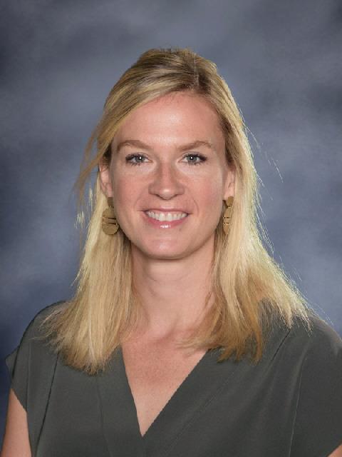 Katie Richardson- director of Global Education