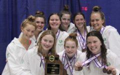 Swim team takes 3rd at state!